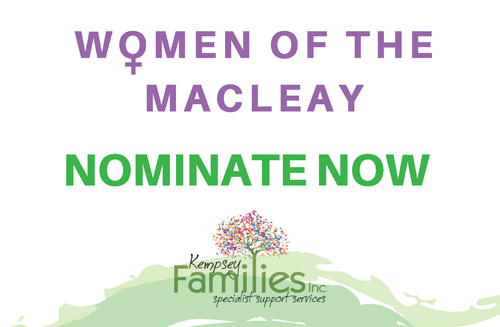 Women of the macleay