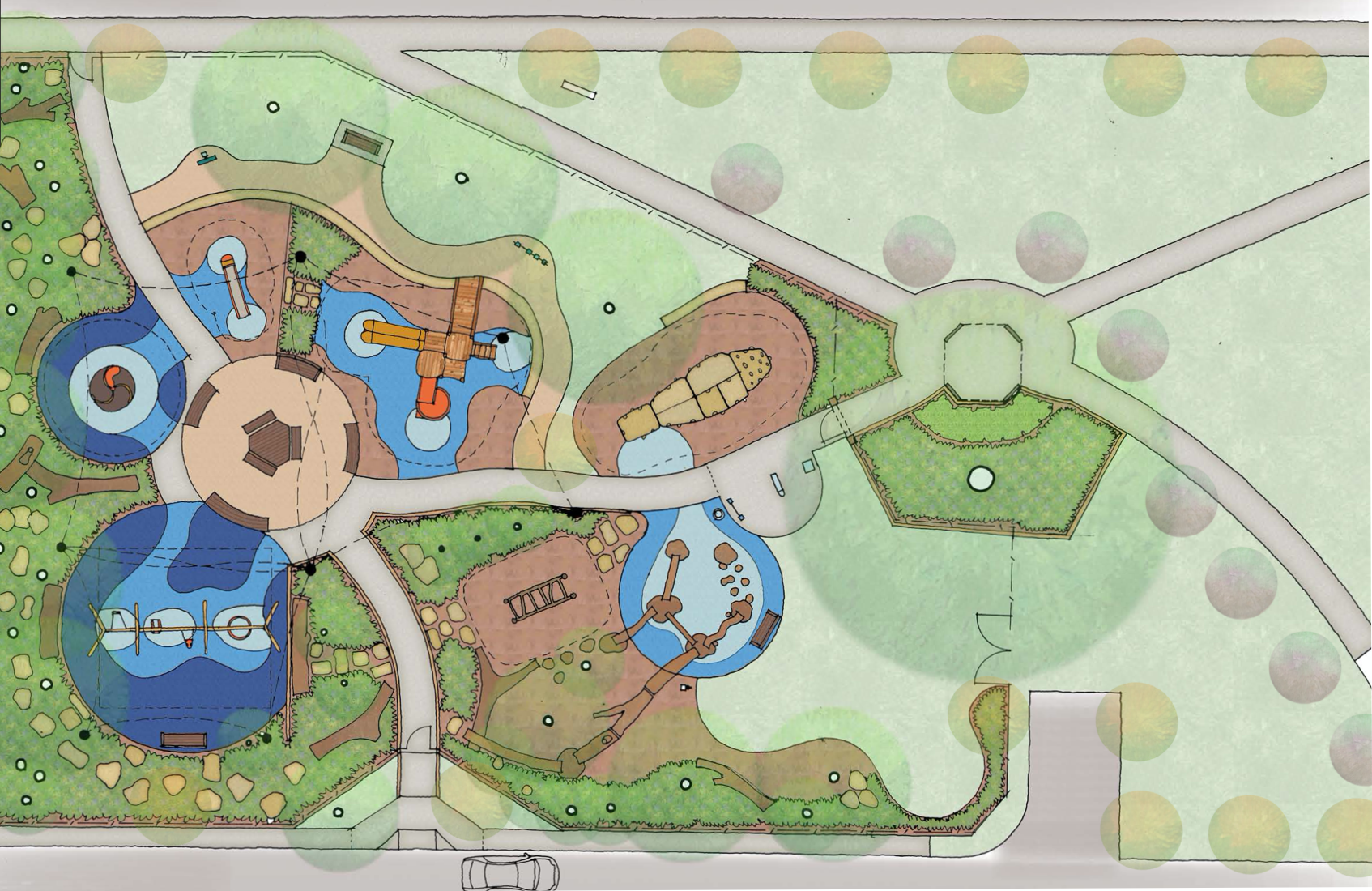 Plumb Reserve Inclusive Playground Upgrade