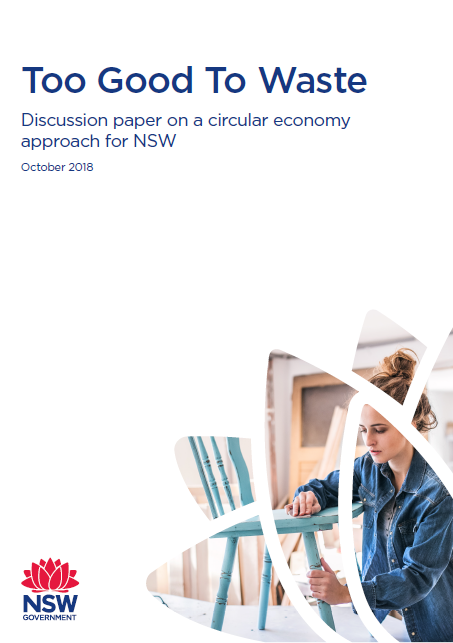 NSW Circular Economy Discussion Paper
