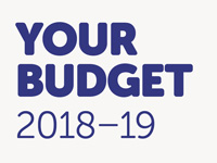 Budget 2018 19 participate  past projects