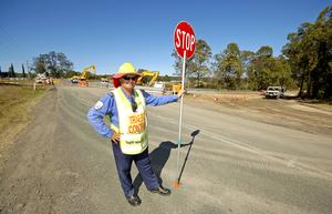 Srwpi112 traffic control stegemann road buccan