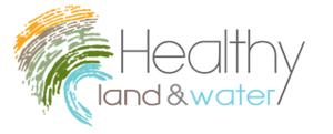 Healthy land and water logo