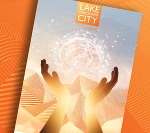 Lets imagine shape lake mac square