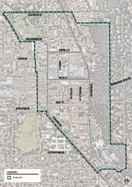 Map of KAC