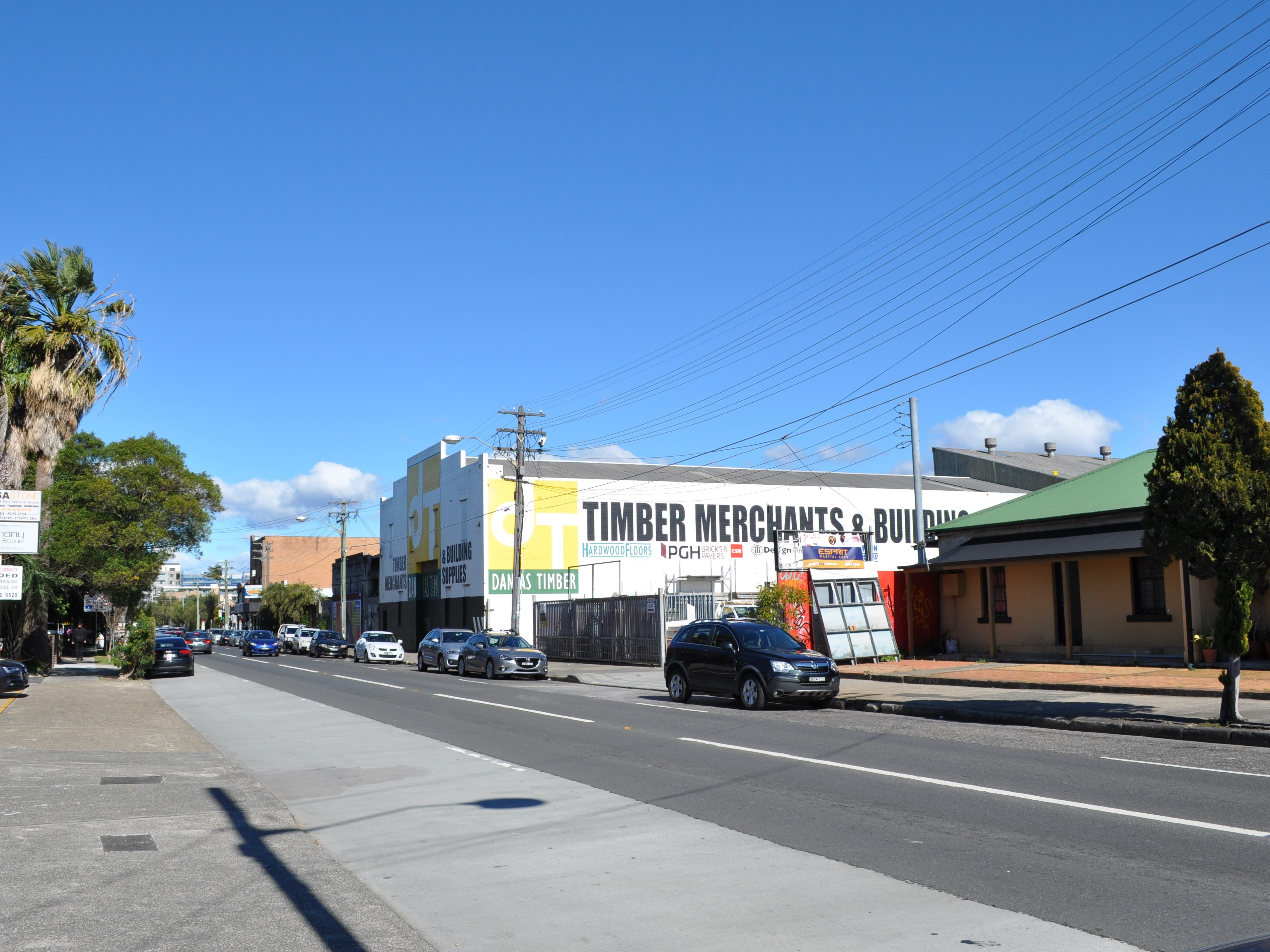 Victoria road marrickville