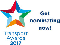 Buzz tile 2017transportawards