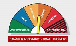 Disaster assistance for small bussinesses