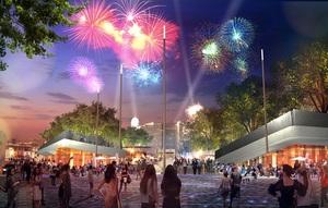 Cato street fireworks