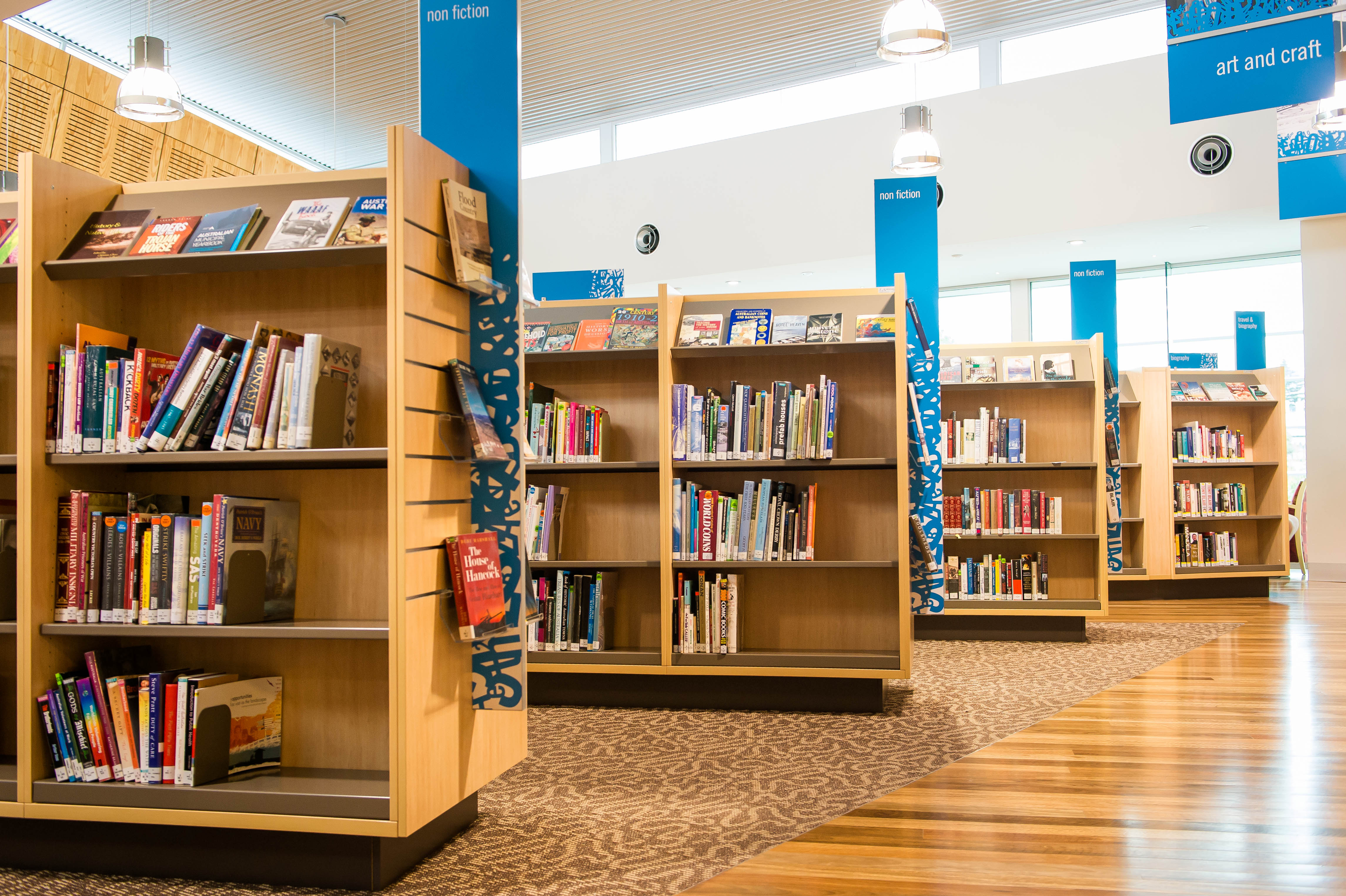 Mount gambier library