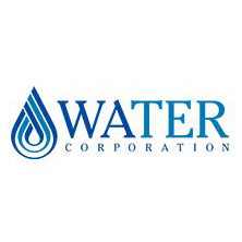 Water corporation logo square