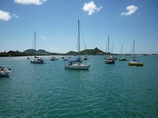 Yatch anchorages
