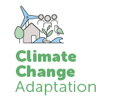Climate change adaptation plan   participate   past projects tile