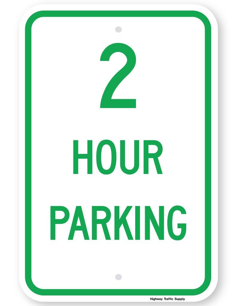 2 hour parking
