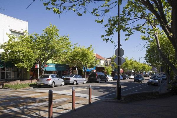Kirrawee shopping centre