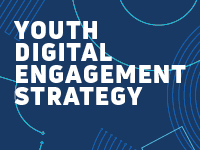 Youth digital engagement strategy   past projects tile