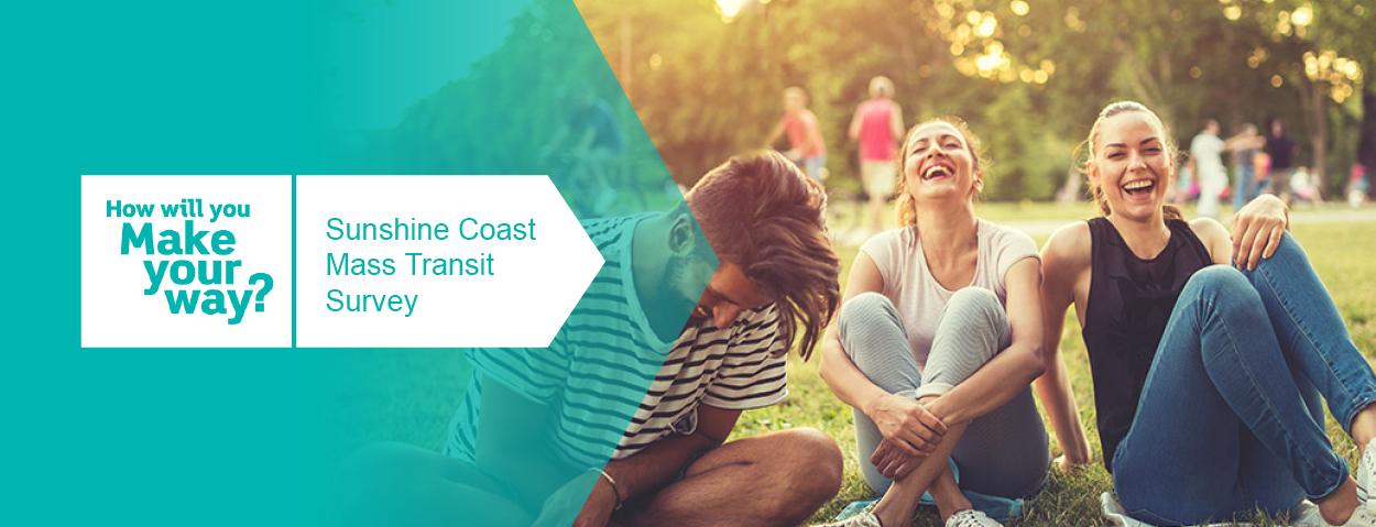 Sunshine Coast Mass Transit Survey Engagement
