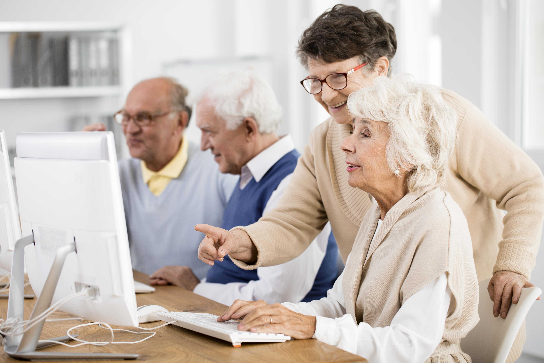 Seniors computer