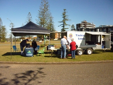 Gaol point community engagement 07082014