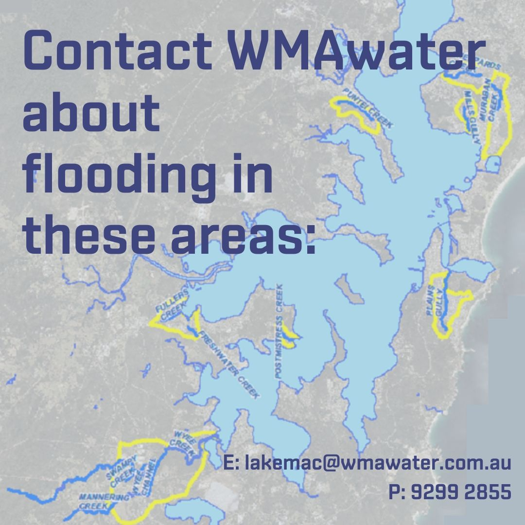 Contact WMAwater consultants