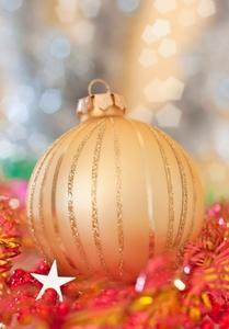Christmas  ball small