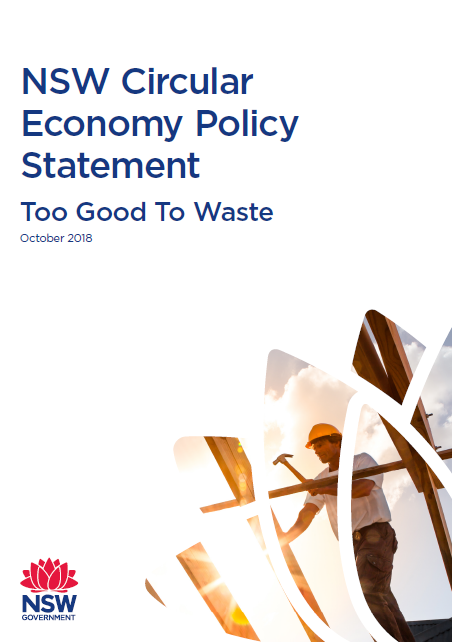 Draft NSW Circular Economy Policy Statement