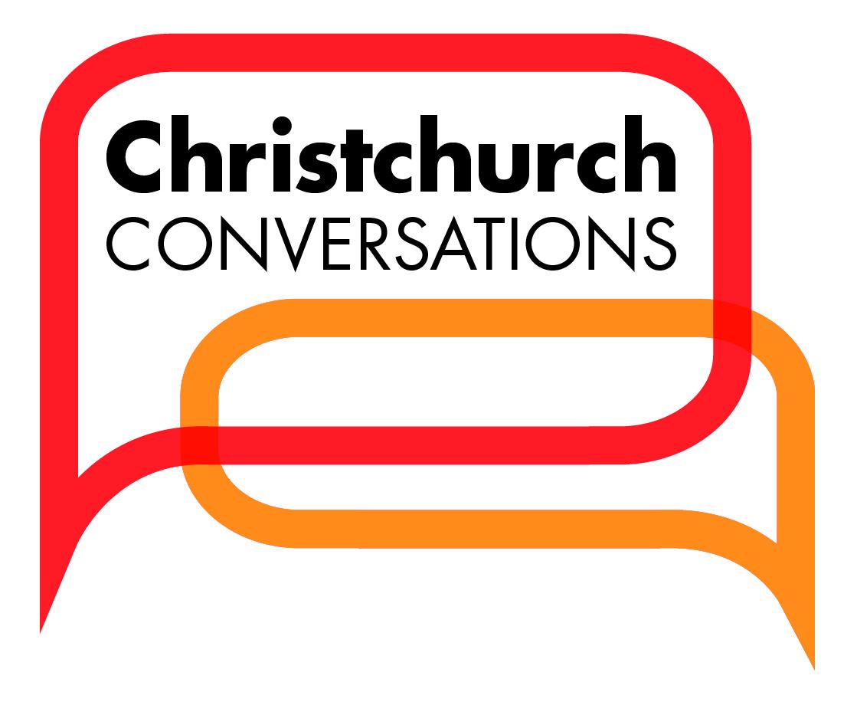 Christchurch Conversations logo