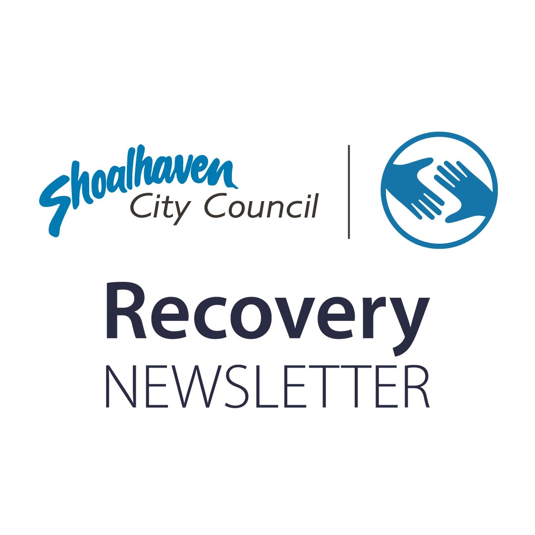 Recovery newsletter tile