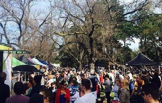 What do you think of hm street food market in st kilda for Hank s fish market