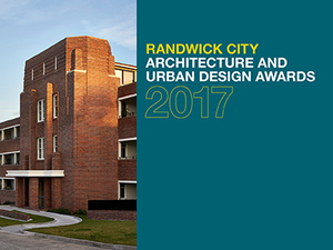 Urban design awards webtile