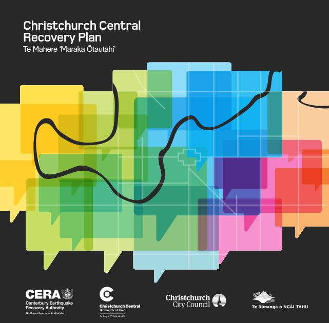 Central city recovery plan 20 march