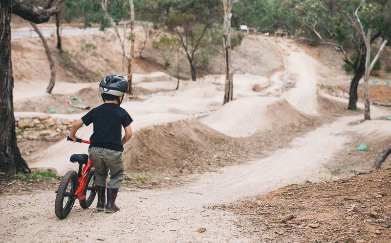 Dirt Bike and Scooter Track