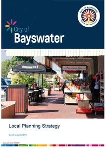 Local planning strategy cover page