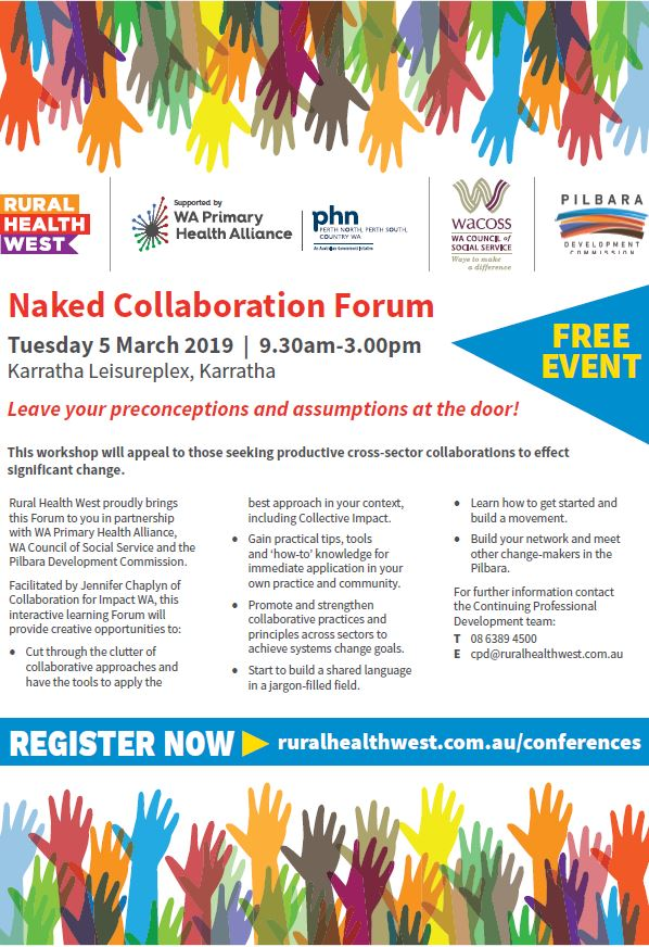 Naked collaboration forum