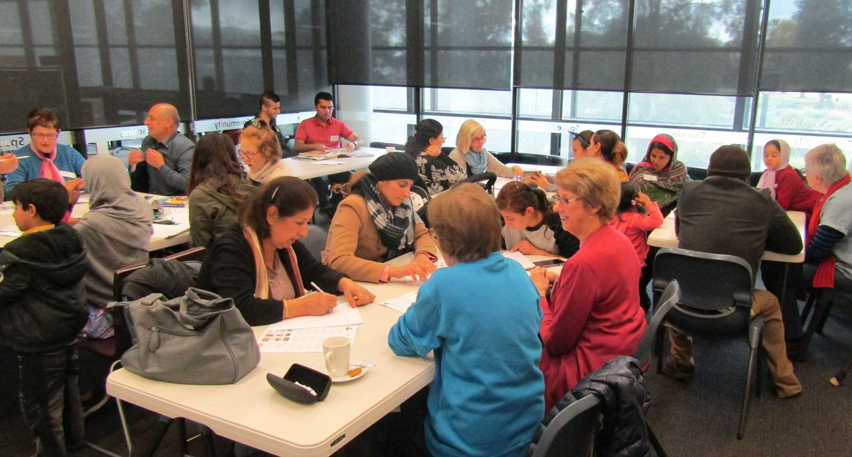 Language Cafe Program - Wagga Wagga City Library