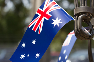 Australia day 2017 flag image 1