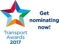 Buzz tile 2017transportawards