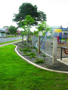 Playground  reserve