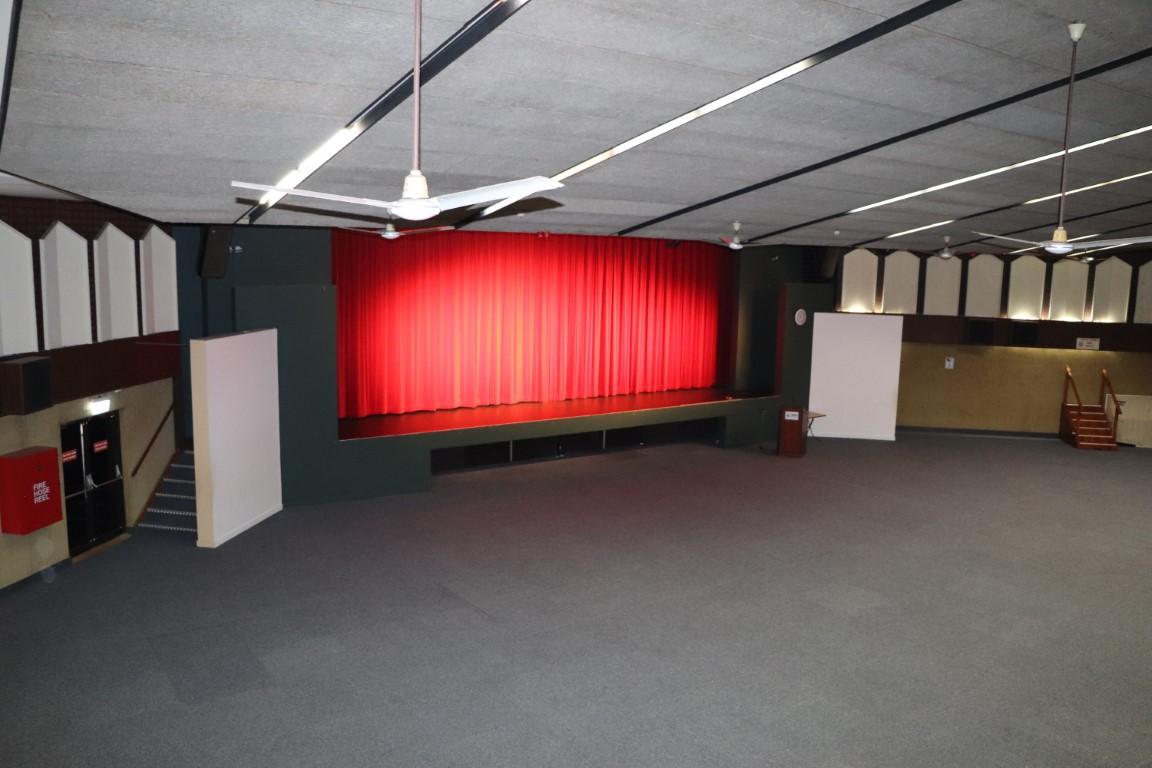 Murwilllumbah Civic Centre Auditorium upgrade
