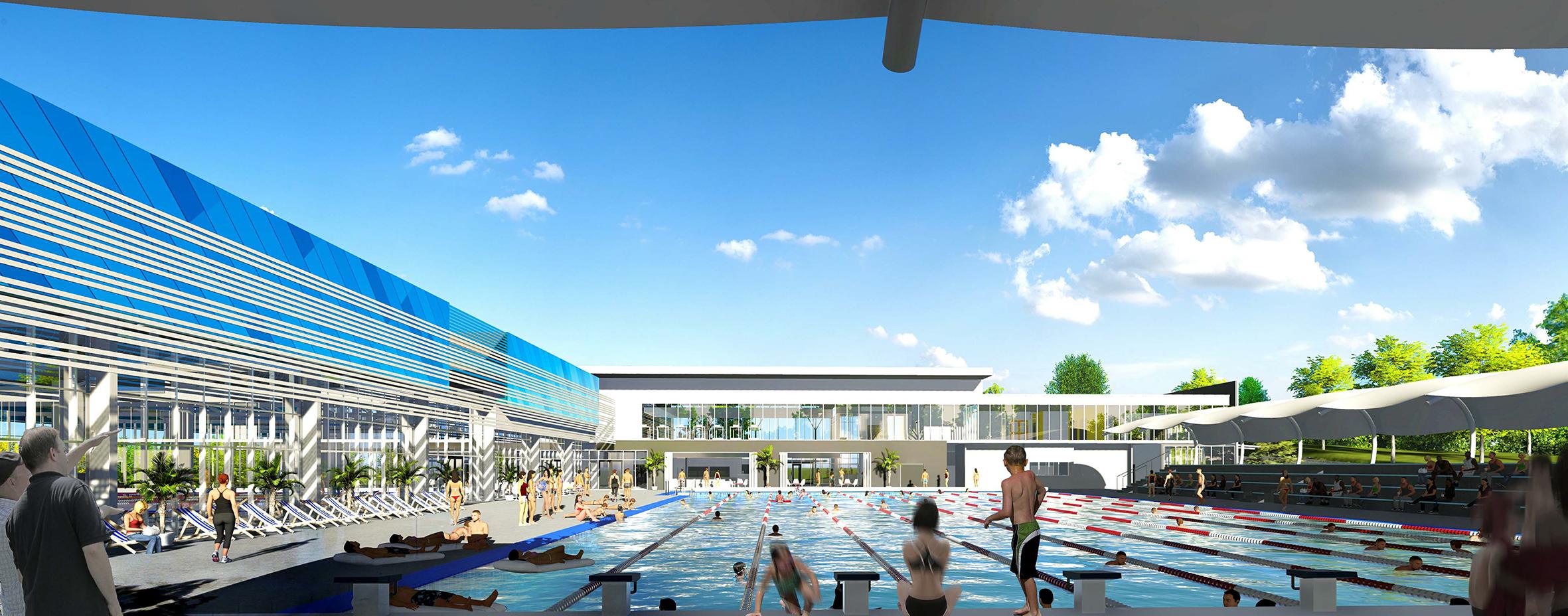 Swim Centres Lake Macquarie