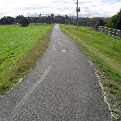 Mowbray Levee Shared Bike/Pedestrian Way
