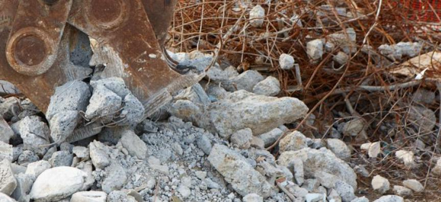 construction and demolition waste management thesis Augustine thesis view more construction and demolition specifically, construction waste refers to construction waste management has become essential to.