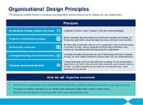 Organisational design principles thumb