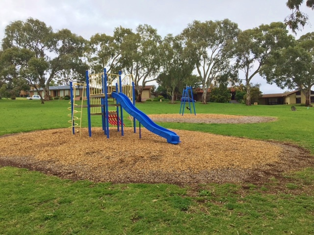 Clare avenue reserve   playspace 2