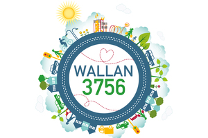 Wallan 3756 logo article