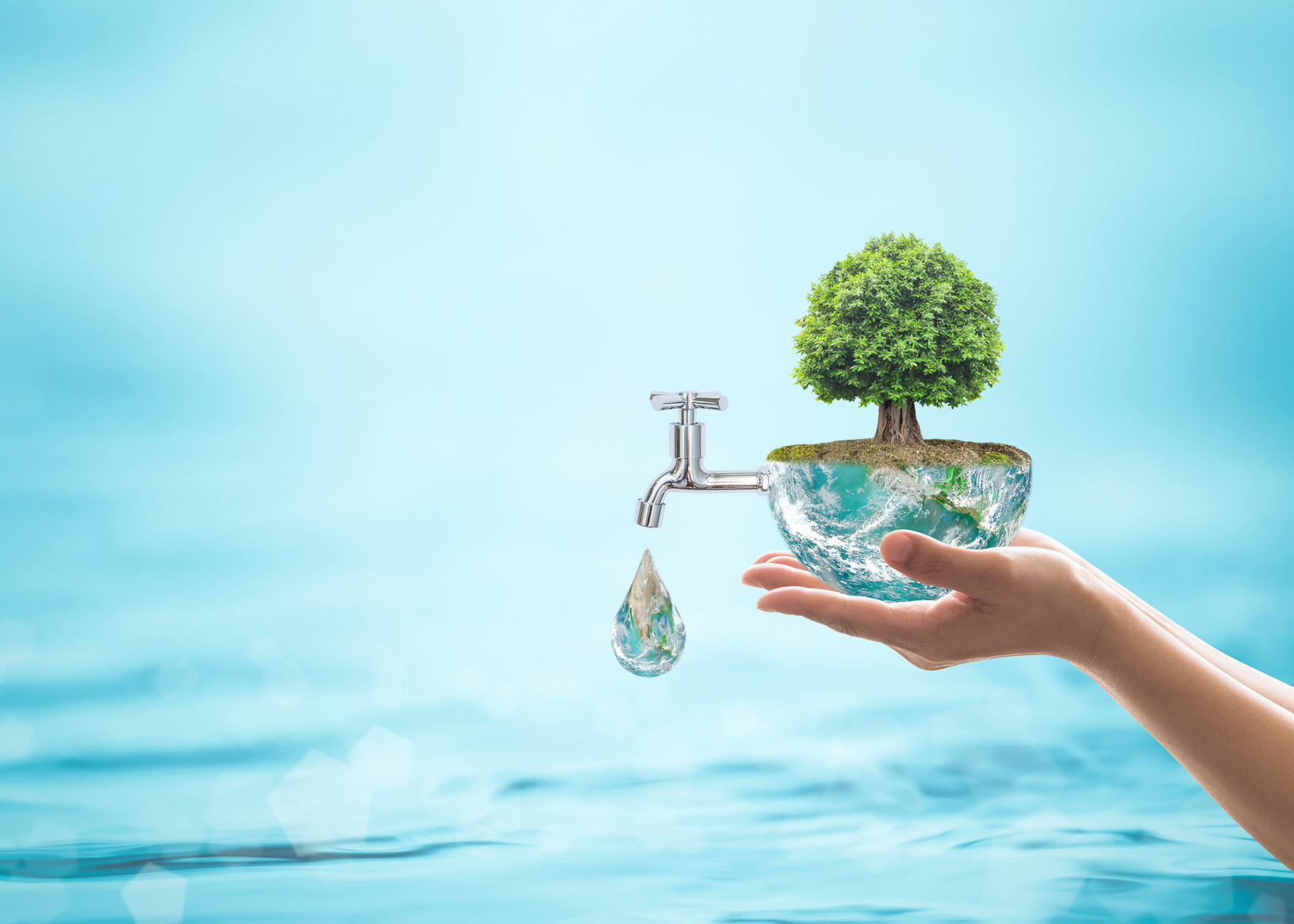 5 ways to save water