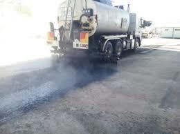 Bitumen sealing