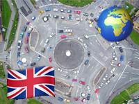 Magic roundabout   england