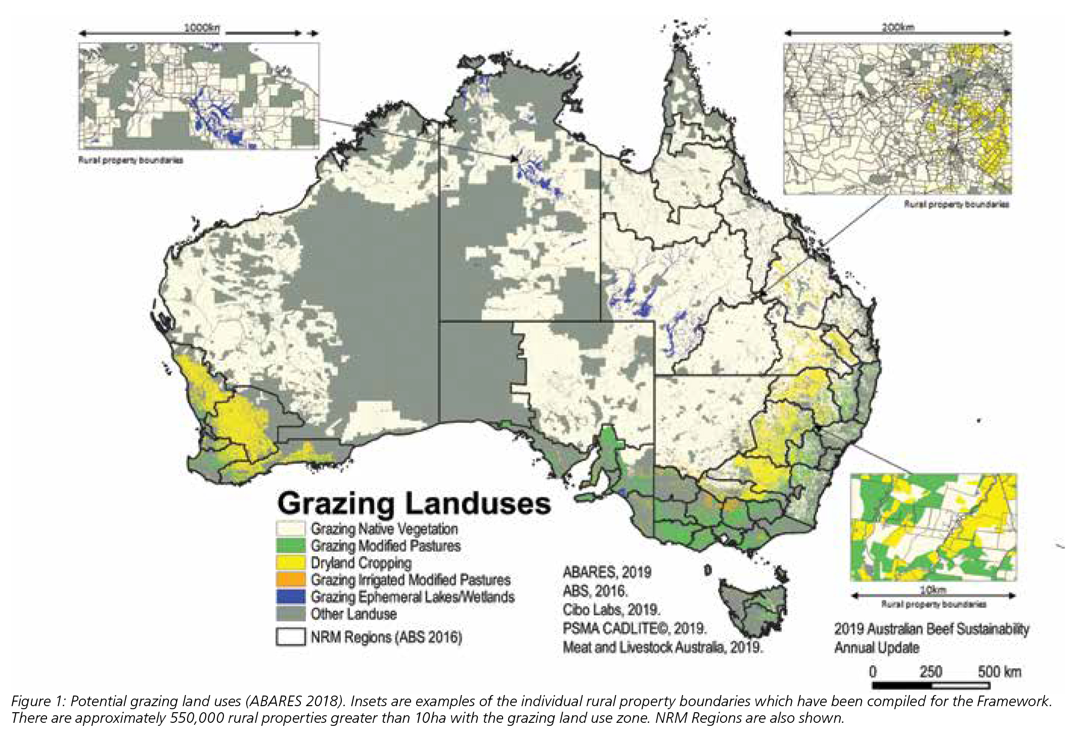 Australia Map Vegetation.Deep Dive Into The Balance Of Tree And Grass Cover Australian Beef