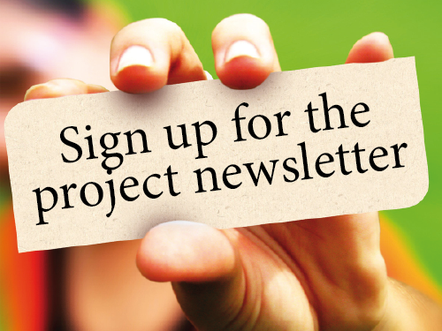 Subscribe to the e-newsletter for updates