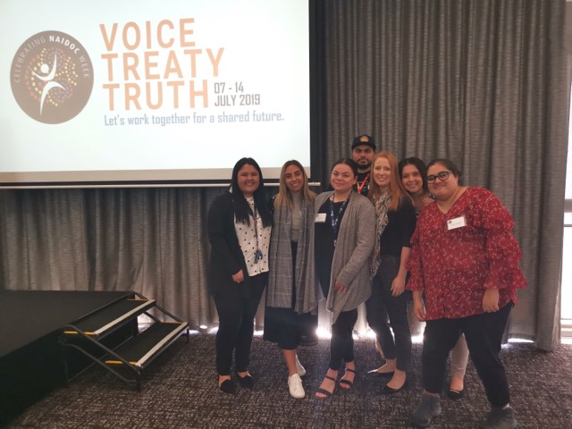 July updates from eltp   naidoc vet cadets